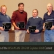Winners of the WSA WSMB 2016 WI Soybean Yield contest